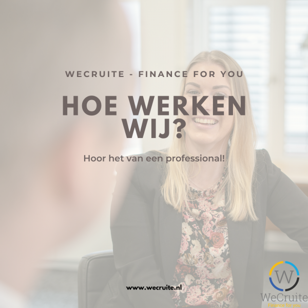 WeCruite - Professional